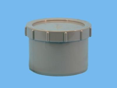 endcap 200mm   screw lid