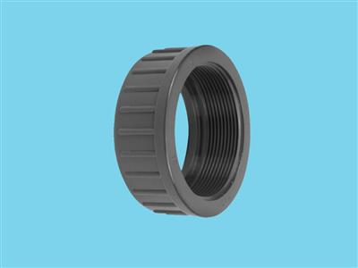 "Union nut pvc 2""  for coupling Ø 40 mm"