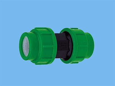 pe coupling 16x16 pvc compress