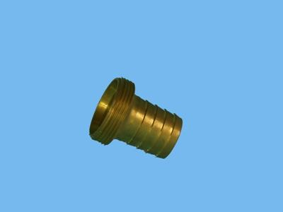 1/3 coupling brass - 1 1/2 bux 5/4