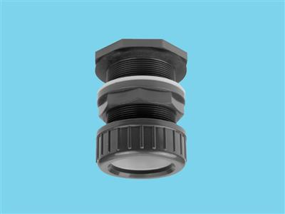 "table duct 20 x 3/4"" clamping nut"