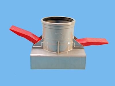 pvc toggle inlet 200x125mm