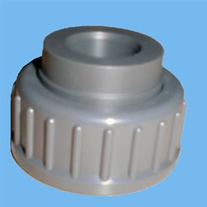 Coupling nut Ø32mm G1 + socket pvc