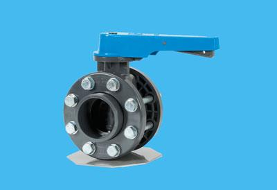butterfly valve hand   63mm