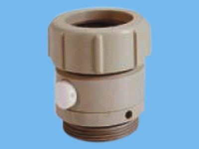 Sealing gas-tight barrel screw - Lutz drum pump