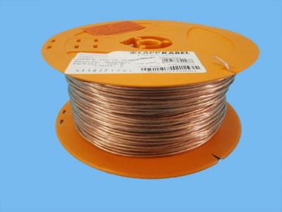 mounting wire  0,75 mm   transparent