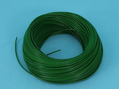 Mounting wire  1,5  mm    green
