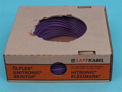 Mounting wire  2,5  mm    purple