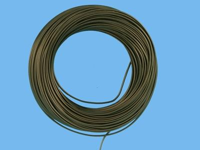 mounting wire  35   mm    black