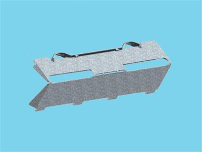 trunking coupling plate 1 mm