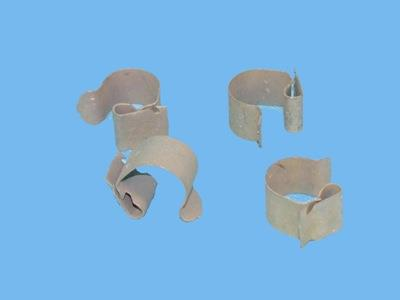 Cable clamp 2- 4  19 - 24 mm
