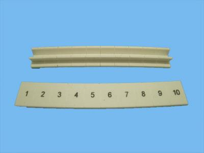 numbering strip zb 6-lgs   1- 10