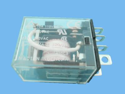 Omron relay ly2p 220v ac