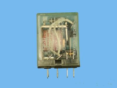 Omron relay my4p 220v ac