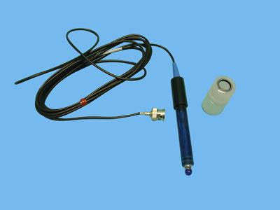 ph probe for irrigation unit - bnc 9171  +  3m cable