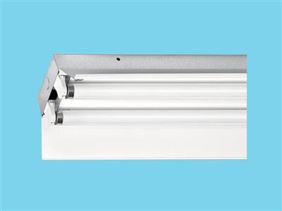fluorescent tube floodlight euro-mac 2x58 watt