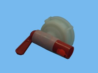dosing valve for 5/10 l can