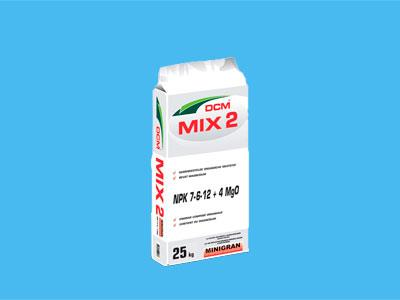 DCM MIX 2 (7-6-12 granulate) (900) 25kg