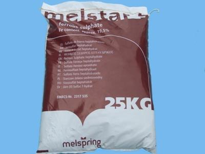 iron sulphate (1000) 25 kg