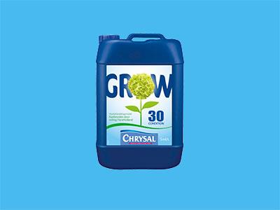 chrysal grow 30 (32*25)  25 ltr