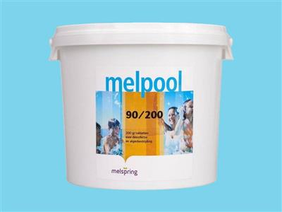 Chlorine Tablets Melpool-90 (25 x 200 grams)