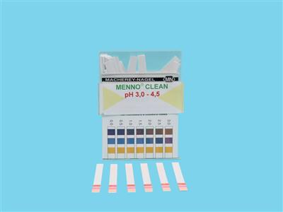 Indicator paper pH 0-6  [50 pieces]