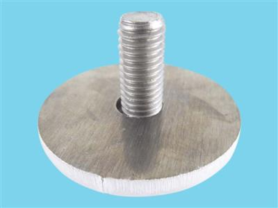 bolt m10 stainless steel including 5mm aluminium washer