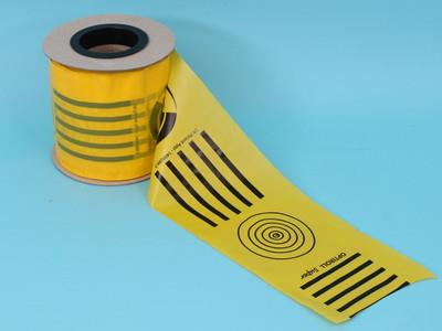 sticky trap roll yellow (thin) 100m x 15cm [type 2] (ab)
