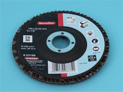 lammel p60 125mm sanding disc