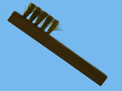 spark plug brush lesmann