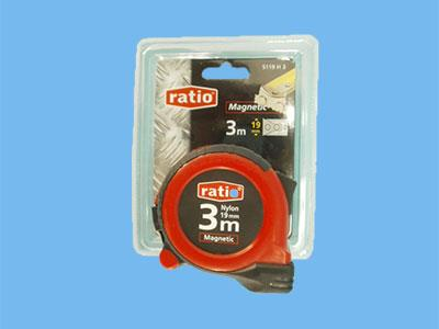 ratio measuring tape 3 metres