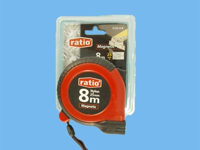 ratio measuring tape 8 metres