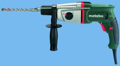metabo rotary hammer bhe 2243