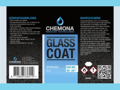 glass coat 250 ml