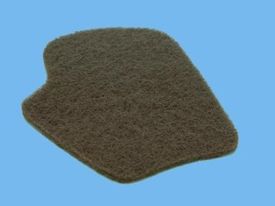 pad for sanding glove fine