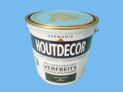 houtdecor dark green 623 2.5 l