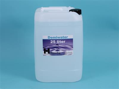 demineralized water 25 litre