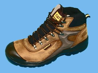 Working Shoes pneumatic S3 brown size 43