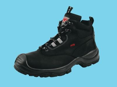 working shoes ftg black high s3 size 42