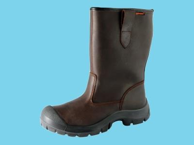 boots gs 84 conducted brown 41