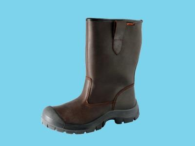 boots gs 84 conducted brown 45