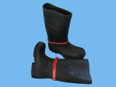 knee boot size 44 - steel nose