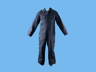 blue overalls with zip 46