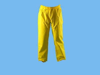 raintrousers flexothane yellow xl