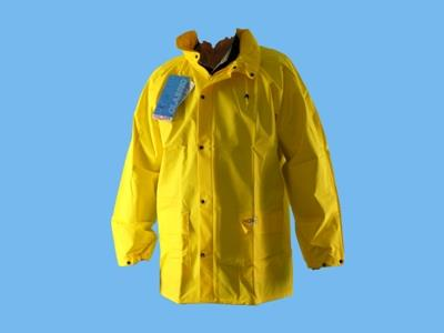 raincoat flexothane  yellow (xl)