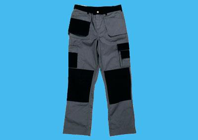 Working Trousers GW-02 grey size 50