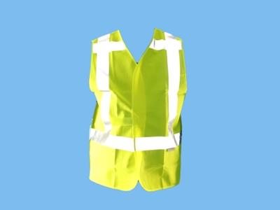 traffic jacket yellow l