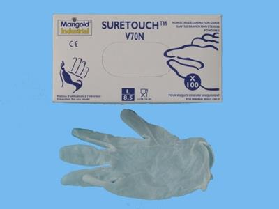 Disposable gloves V70N 100x XLcat.1