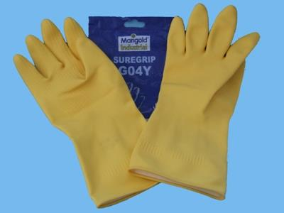 Gloves Marigold - yellow M  cat.3