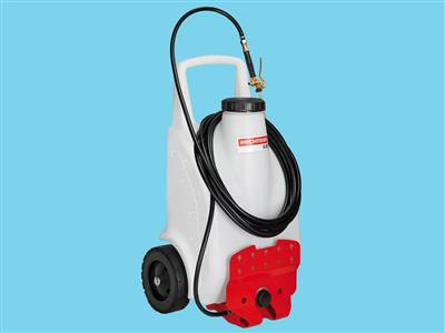A 50 AZ1 battery operated sprayer